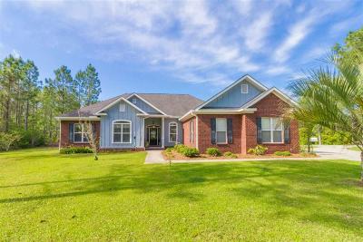 Gulf Shores Single Family Home For Sale: 22353 Burkowski Lane