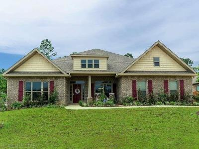 Spanish Fort Single Family Home For Sale: 31593 Spoonbill Road
