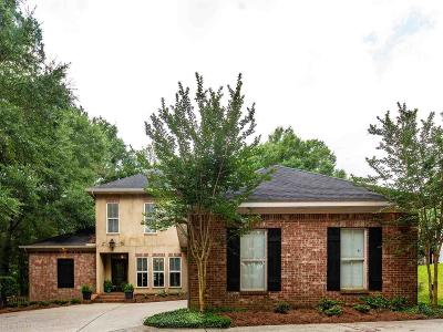 Fairhope Single Family Home For Sale: 105 Pinetop Circle