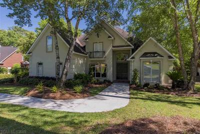 Daphne Single Family Home For Sale: 30427 Middle Creek Circle