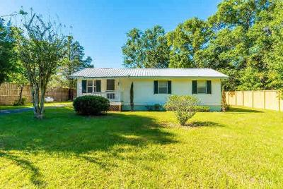 Fairhope Single Family Home For Sale: 6816 County Road 32