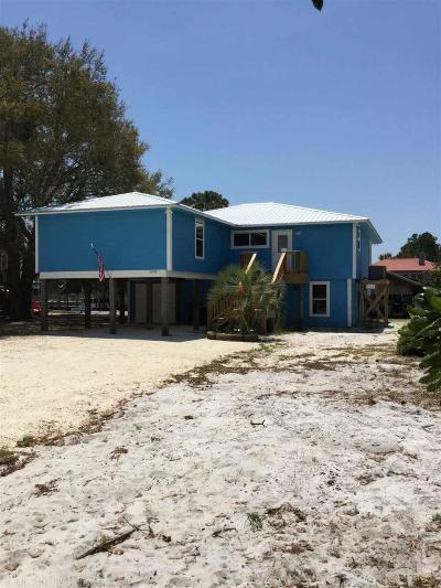 Orange Beach Single Family Home For Sale: 26588 Marina Road