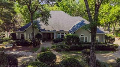 Bon Secour, Fairhope, Foley, Gulf Shores, Orange Beach Single Family Home For Sale: 6171 Oakwood Lane