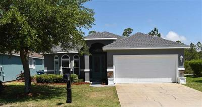 Orange Beach Single Family Home For Sale: 25211 Windward Place