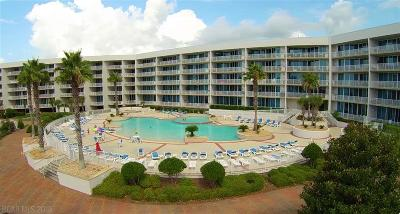 Orange Beach Condo/Townhouse For Sale: 27800 Canal Road #201