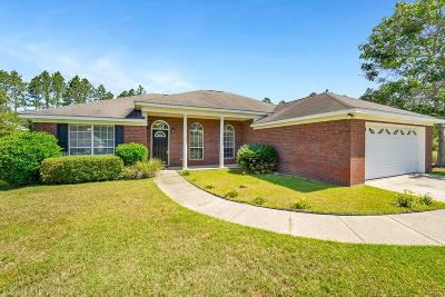 Fairhope Single Family Home For Sale: 11681 Branchwood Drive
