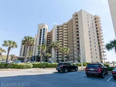 Orange Beach Condo/Townhouse For Sale: 26800 Perdido Beach Blvd #1509