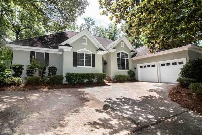 Fairhope Single Family Home For Sale: 212 Rock Creek Parkway