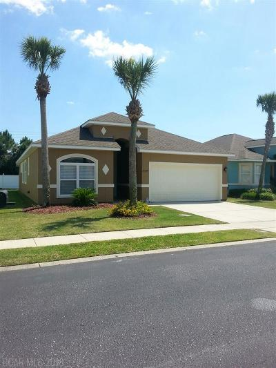 Orange Beach Single Family Home For Sale: 25349 Windward Lakes Ave