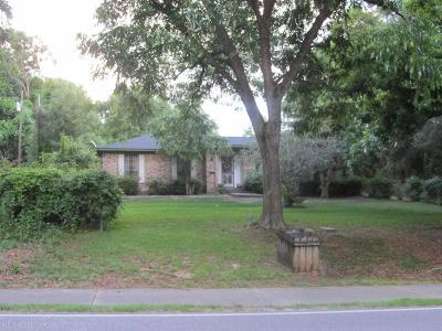 Daphne Single Family Home For Sale: 27710 Main Street