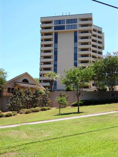 Daphne Condo/Townhouse For Sale: 101 Tower Drive #101