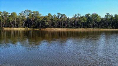 Magnolia Springs Residential Lots & Land For Sale: E Baudin Lane