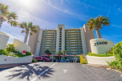 Orange Beach Condo/Townhouse For Sale: 25800 Perdido Beach Blvd #1107
