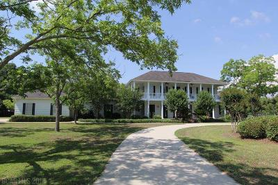 Fairhope Single Family Home For Sale: 13167 Dominion Drive