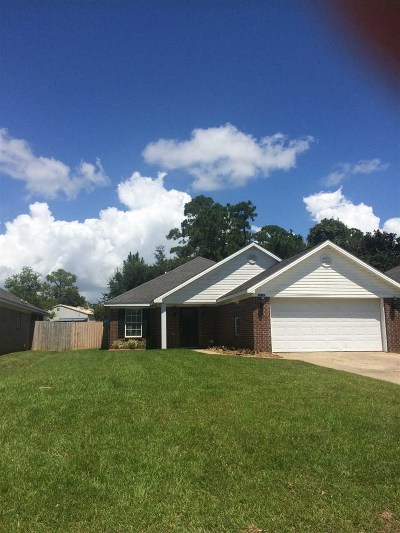 Orange Beach Single Family Home For Sale: 22423 Beaver Creek Lane