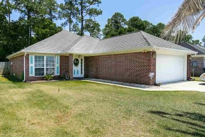 Orange Beach Single Family Home For Sale: 22445 Beaver Creek Lane