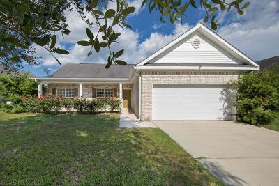 Gulf Shores Single Family Home For Sale: 6866 Crimson Ridge Street