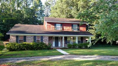 Fairhope Single Family Home For Sale: 696 Greenwood Avenue