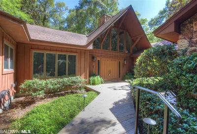 Fairhope Single Family Home For Sale: 23545 Second Street