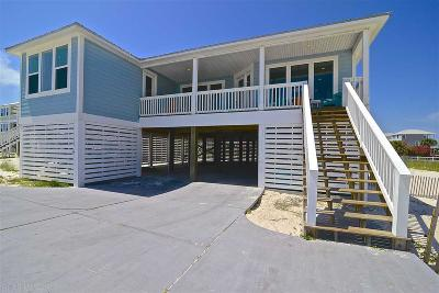 Gulf Shores Single Family Home For Sale: 6117 S South Sea Circle