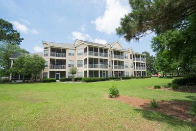 Gulf Shores Condo/Townhouse For Sale: 3736 Cypress Point Dr #303B