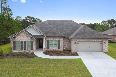 Gulf Shores Single Family Home For Sale: 2042 Hogan Dr