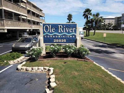 Orange Beach Condo/Townhouse For Sale: 28835 Perdido Beach Blvd #124