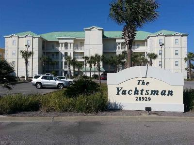Orange Beach Condo/Townhouse For Sale: 28929 Perdido Beach Blvd #4D