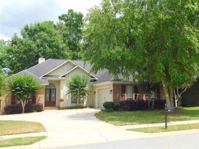 Spanish Fort Single Family Home For Sale: 31258 Buckingham Blvd