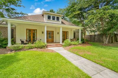 Fairhope Single Family Home For Sale: 6231 Nelson Drive