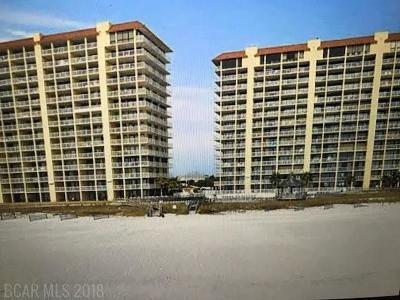 Gulf Shores, Orange Beach Condo/Townhouse For Sale: 25020 Perdido Beach Blvd #706-A