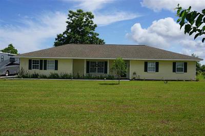 Lillian Single Family Home For Sale: 32188 Bartel Street