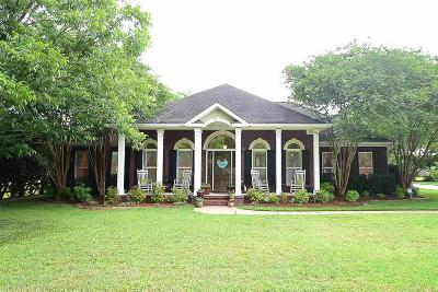 Daphne Single Family Home For Sale: 24958 Bosbyshell Avenue