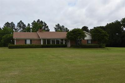 Fairhope Single Family Home For Sale: 8467 Twin Beech Road