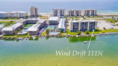 Orange Beach Condo/Townhouse For Sale: 28783 Perdido Beach Blvd #111N