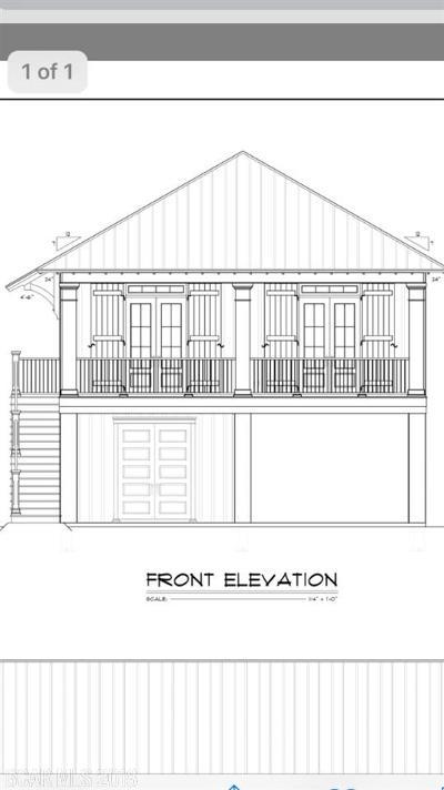Orange Beach Single Family Home For Sale: 3391 Madison Av