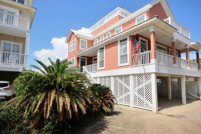 Orange Beach Single Family Home For Sale: 29299 Perdido Beach Blvd #12