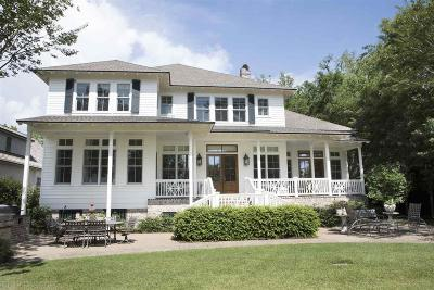 Fairhope Single Family Home For Sale: 19041 Scenic Highway 98