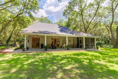 Foley Single Family Home For Sale: 9690 Lot A Sherman Rd
