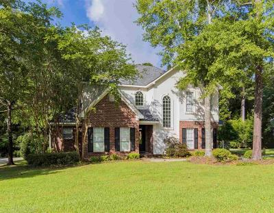Daphne Single Family Home For Sale: 30587 Middle Creek Circle #/