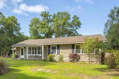 Fairhope Single Family Home For Sale: 224 Orange Avenue