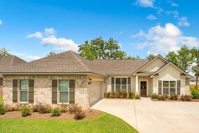 Daphne Single Family Home For Sale: 8711 Bainbridge Drive