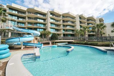 Gulf Shores, Orange Beach Condo/Townhouse For Sale: 27580 E Canal Road #1222