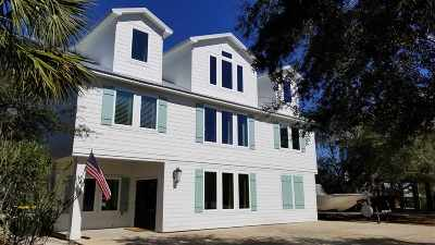 Orange Beach, Gulf Shores Single Family Home For Sale: 33015 River Road