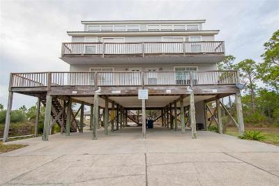 Gulf Shores Condo/Townhouse For Sale: 264 W 6th Avenue #West B