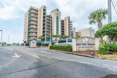 Gulf Shores Condo/Townhouse For Sale: 969 W Beach Blvd #1706