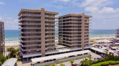 Perdido Key Condo/Townhouse For Sale: 17361 Perdido Key Dr #201W