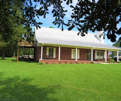Robertsdale Single Family Home For Sale: 23851 County Road 85