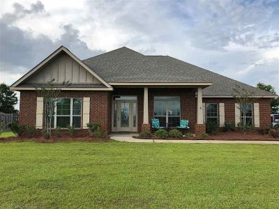 Daphne Single Family Home For Sale: 24021 Weatherbee Park Dr