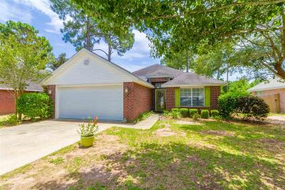 Gulf Shores Single Family Home For Sale: 1348 E Hardwood Drive